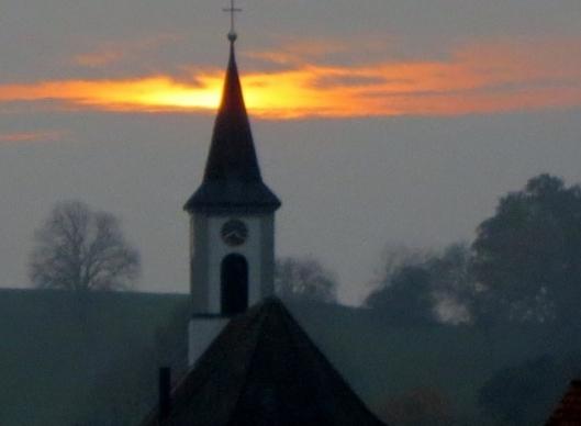 Kirche in Nenzingen im Hegau, Foto: Wolfregen